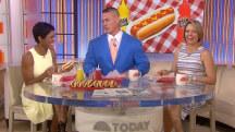 John Cena: A taco is 'a delicacy'