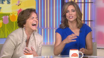 TODAY anchors ask their moms to give honest answers to 'Would You Rather?'