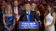 Donald Trump is 'confident' - but can he unite the GOP?