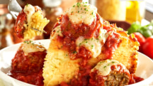 Olive Garden will begin serving spaghetti pie!