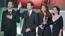 Flashback! Watch 'Will & Grace' cast talk show's final season in 2006