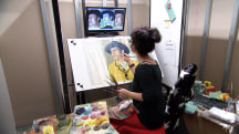 A Behind-the-Scenes Look at Bringing Van Gogh's Paintings to Life