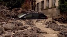 Devastating Floods Hit Southern Germany