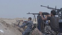 Iraqi Forces Continue Fight to Retake City of Fallujah From ISIS