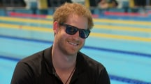 First look: Prince Harry discusses the Invictus Games on TODAY