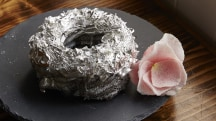 Meet the $150 Platinum-Covered Donut