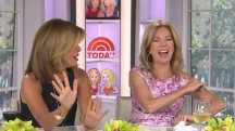 Will a home remedy heal the bruise on Kathie Lee's arm?