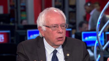 Bernie Sanders: I'll vote for Hillary Clinton