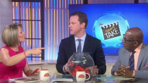 Friday Fishbowl: Who in history would Willie Geist like to meet?