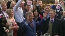Shockwaves as Britain Votes to Leave EU