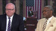 NY Congressmen discuss House sit-in