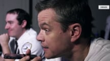 Matt Damon pranks strangers to promote Jason Bourne movie