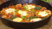 Louisiana shrimp shakshouka: Give it a try for Fourth of July