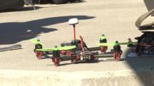 Drone Racing Hits Wyoming
