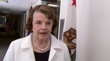Feinstein: Sanders Will Soon Realize His Future Is in the Senate