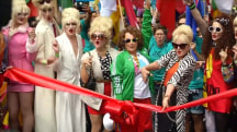 Thousands Attend London's 43rd Annual Gay Pride Parade