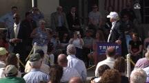 Woman At Trump Rally Says TSA Workers Shouldn't Wear 'Hibby-Jobbies'
