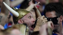 'The Vikings Are Back!': Iceland Celebrates Historic Soccer Win