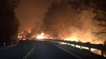California wildfires destroy 200 homes; at least 2 dead