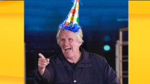 Happy Birthday, Gary Busey! See Willie Geist's predictions for next week
