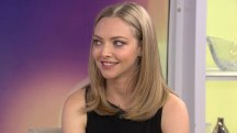 Amanda Seyfried on 'Fathers and Daughters,' Shirley MacLaine - and Al