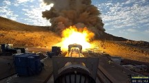 Watch NASA Testing World's Most Powerful Booster Motor