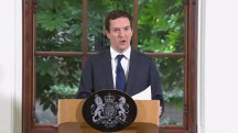 U.K. Treasury Chief Breaks Silence, Tries to Calm Markets
