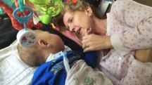 Meet the mom who fosters 'hospice babies'