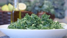 How to make a kale salad with just 3 main ingredients