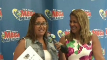 Husband buys the wrong lottery ticket - and wins $169 million