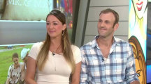 'Married at First Sight' couple: We're expecting!