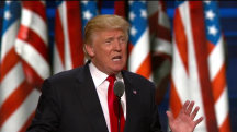 Newly-Official GOP Nominee Trump Rehashes Old Feud With Cruz