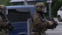 Nine dead in Munich Germany attack