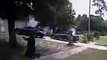 Police body cam captures domestic dispute turned shooting in Florida