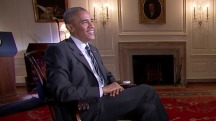 Obama: I don't really eat 7 almonds a night; I was kidding!