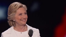 Clinton: 'I Love' Talking About Plans