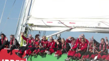 Clipper Round the World yacht race nearing end in London