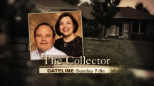 PREVIEW DATELINE SUNDAY: The Collector