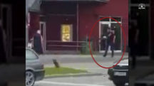 Eyewitness Video Appears to Show Munich Gunman Opening Fire