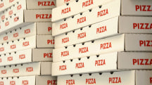 Here's why pizza deliveries seem to be on the rise