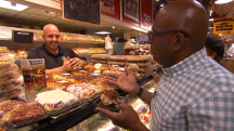 Scrapple and other Philly delicacies: Al Roker visits Reading Terminal Market
