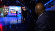 Al Roker takes you behind the scenes of 'Wheel of Fortune'