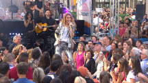 Celine Dion sings 'A New Day Has Come,' 'I'm Alive' on TODAY