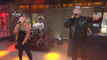 G-Eazy performs 'Me, Myself and I' with Grace Sewell on TODAY