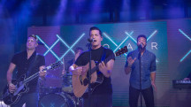 O.A.R. performs 'Shattered' for Kathie Lee and Hoda