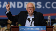 All eyes on Bernie Sanders amid DNC drama
