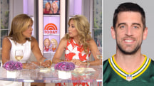 KLG, Hoda: Aaron Rodgers took 'high road' with 'Bachelorette' controversy