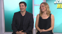 Jason Biggs, Jenny Mollen team up for new comedy 'Amateur Night'