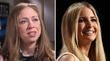 Chelsea Clinton: I would consider 'daughters' summit' with Ivanka Trump