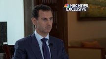 Syrian President Bashar Al-Assad: I would warn US of ISIS attack